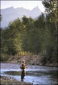 Bitterroot River Flyfishing In Montana Chuck Stranahans