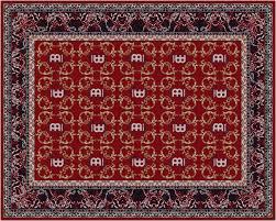 drum rug oriental