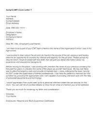 Sample Cover Letter Australia Resume Paramedic Cover Letter