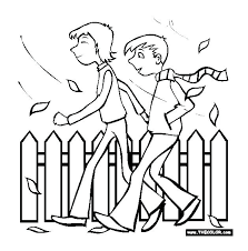Coloring Pages For Adults Disney Person Outline Page Feet Clip Art