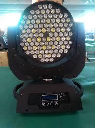 China The Best Price 108pcs 3w Led Moving Head Wash Light