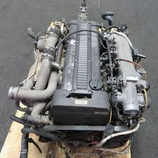 JDM Toyota 1JZGTE NON VVTi 2.5L Twin Turbo Engine Supra Chaser 1JZ ...