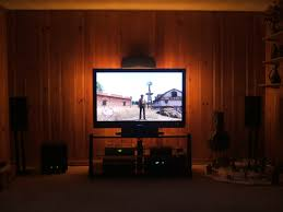 Lights To Put Behind Tv A Win Win For Your Home Theatre Add Indirect Lighting