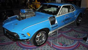 Just A Car Guy: The Lawman, Boss 429 Mustang that AL Eckstrand ...