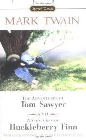 the adventures of tom sawyer adventures of huckleberry finn by  24580