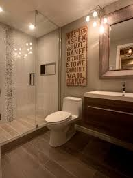 ceramic tile for bathroom floors: faux wood ceramic tiles for your bathroom continue the rich look of wood with the