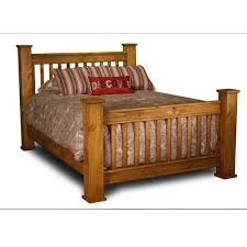 sawyer king mission bed cleo s furniture