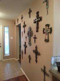 cross wall decorating