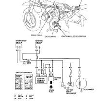 honda xr wiring diagram honda wiring diagrams