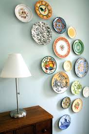 wall hanging ideas decorative plates for wall hanging charming design wall hanging ideas for kitchen