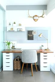 ikea home office storage. Ikea Home Office Storage Ideas Micke Desk Balance A Wooden Board Across Two Cabinets And Boom You Have An Ideasoffice S