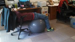 Office Ball Tours Department Is On The Ball Adventure Cycling Association