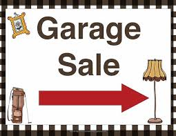 sale signs printable free printable garage sale sign homemaking organized
