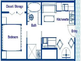 image of 300 sq foot cabin plans