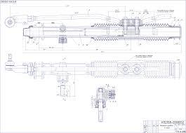 Рулевое управление автомобиля курсовые работы Чертежи РУ Курсовой проект Рулевое управление легкового автомобиля