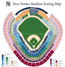 Tampa Yankees Stadium Seating Chart Yankee Stadium Bronx Ny Seating Chart View