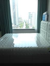 Q Asoke rent 2 bedrooms, 50K, 59SQM, Petchaburi. Just a few seconds walk  from Petchaburi MRT and set on the canal. Never been lived in, fully  furnished ...