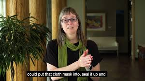 COVID-19: How to use a <b>non</b>-<b>medical mask</b> - YouTube