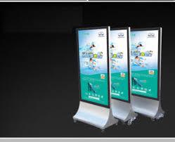 Led Light Box Display Stand China Movable Advertising Lightbox Displays Free Stand LED Light 17