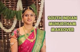 south indian muhurtham makeover
