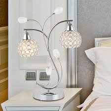 Aguasomos Org Lamp Latest Ideas Also Attractive Crystal Table Lamps For  Bedroom Images Cheap