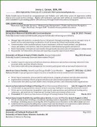 Rn Professional Resumes Incredible Rn Bsn Resume For 2019