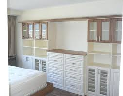 condo platform bed wall unit traditional bedroom storage uk and