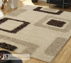 mont blanc mb ivorybeige  modern style rugs  home idea's