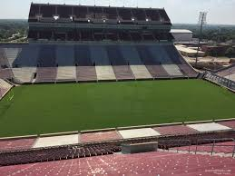 Oklahoma Memorial Stadium Section 108 Rateyourseats Com