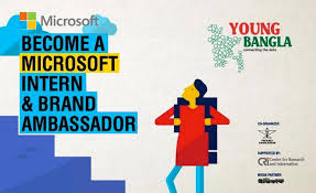 Microsoft Internship Youngbangla
