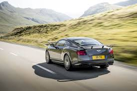bentley new car releaseBentleys New 700HP Continental Supersports Is Its Fastest Car