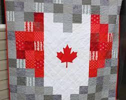 Canada Gift Rainbow Quilt Canadian Flag Quilt Heart Quilt & Custom homemade Quilt, Canadian Flag Quilt, Heart Quilt, Canadian Flag  Shaped Heart Quilt Adamdwight.com
