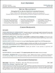 Assistant Retail Manager Resume Examples Free To Try Today Assistant ...