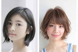 Pemilik wajah bulat harus mendapatkan potongan rambut untuk wajah bulat yang pas. 7 Inspirasi Model Rambut Pendek Korea Untuk Wajah Bulat Womantalk