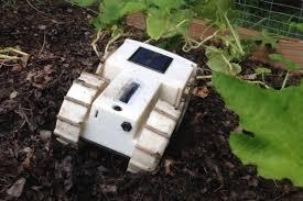 weeding robot organic weed control garden culture garden culture