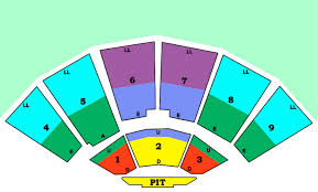 First Niagara Pittsburgh Seating Chart Official Starlake Pittsburgh 2014 Archive Page 3