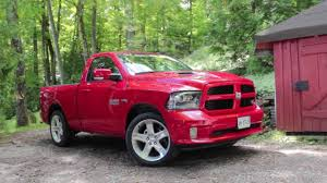 2016 Ram 1500 R/T Review - CTKC Road Test - YouTube