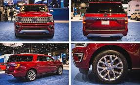new 2018 ford expedition. simple new tech turnup to new 2018 ford expedition