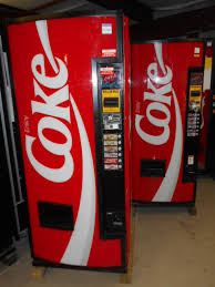 Soda Vending Machine For Sale Amazing Dixie Narco DN 48CC48 48 SELECTION Can SODA COLD DRINK Vending