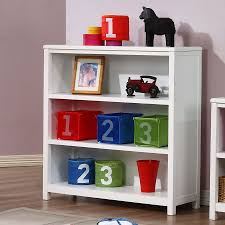 tips for decorating with childrens bookcase