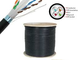 305 meter roll cat6 outdoor ftp pure copper ethernet cable 305 meter roll cat6 outdoor ftp pure copper ethernet cable shielded solid core braiding up to
