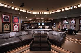 CEDIA award for Best Media Room modern-home-theater