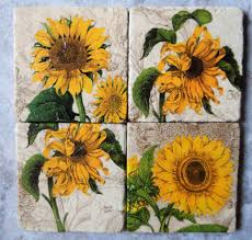 Sunflower Kitchen Tuscan Sunflower Kitchen Canister Set 3 Home Decor Pinterest Miserv