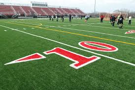 Artificial turf soccer field Norco College Bolingbrook Plays Both Soccer And Football On An Artificial Turf Field Aliexpresscom Artificial Grass Turf Takes Root On Many Area Soccer Fields