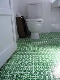 vinyl floor tiles bathroom