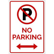 reserved sign templates no parking signs dashsigns com