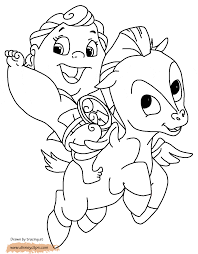 Small Picture Disneys Hercules Coloring Pages Disney Coloring Book