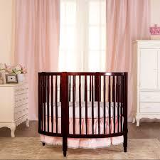 Awesome Dream On Me Round Crib #4 Dream On Me Sophia Posh Circular Crib  White