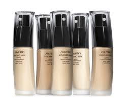 maquillaje de shiseido