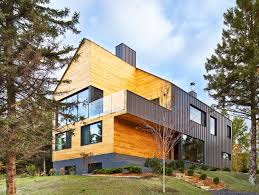 Architecture:Contemporary House Design Renovated From Barn House Balcony  Wooden Barn House Architecture
